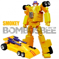 【In Stock】FansToys FT-31D Smokey Dragstrip Drag Strip Stunticons Menasor