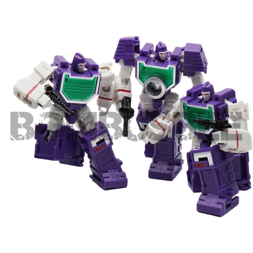 【Pre-order】Mech Fans Toys MFT MF-36 Camera Brothers Reflector